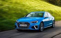 Audi A4и А5: все обновления