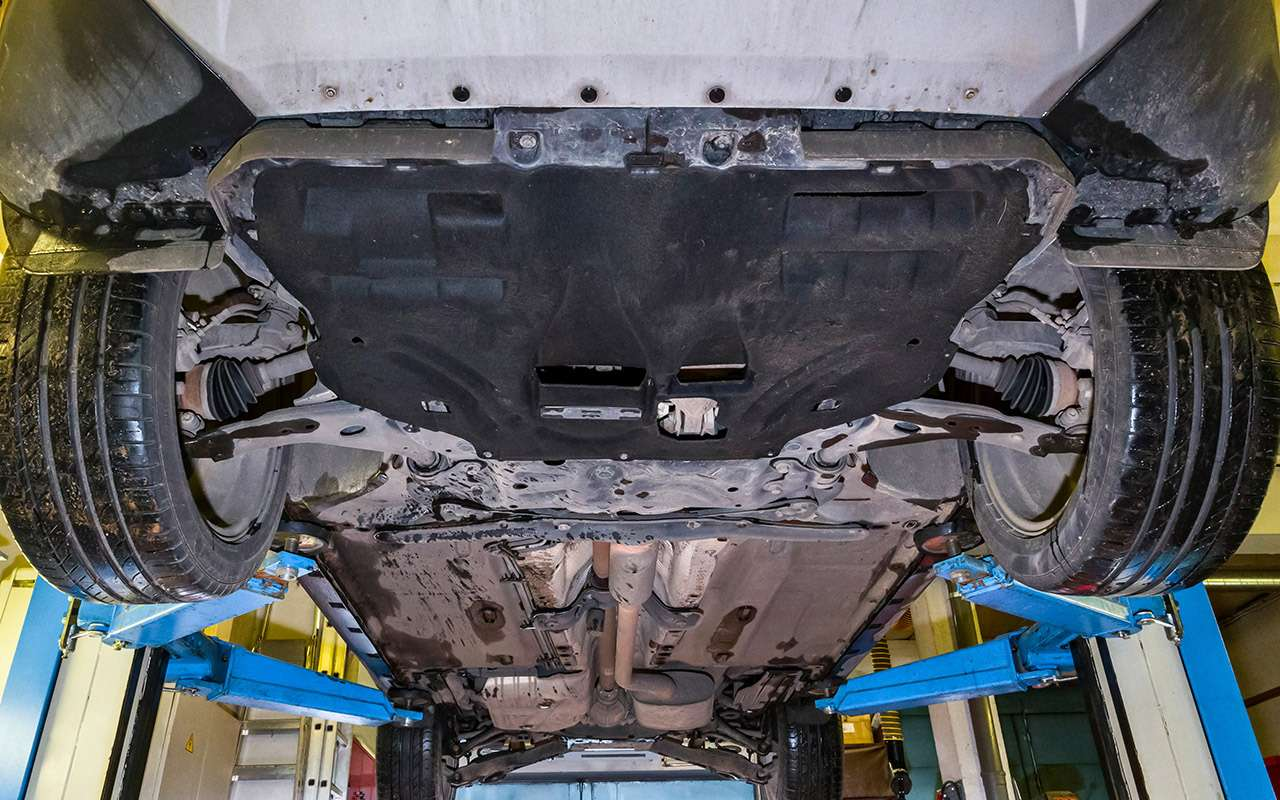 Чейполный привод круче— Ford Kuga или Mazda CX-5?— фото 825749