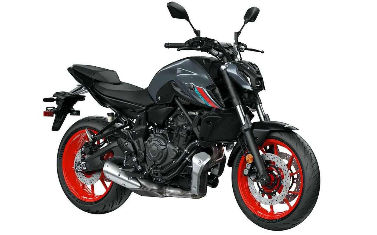 5 отличных мотоциклов дляначинающего райдера— фото 1226549