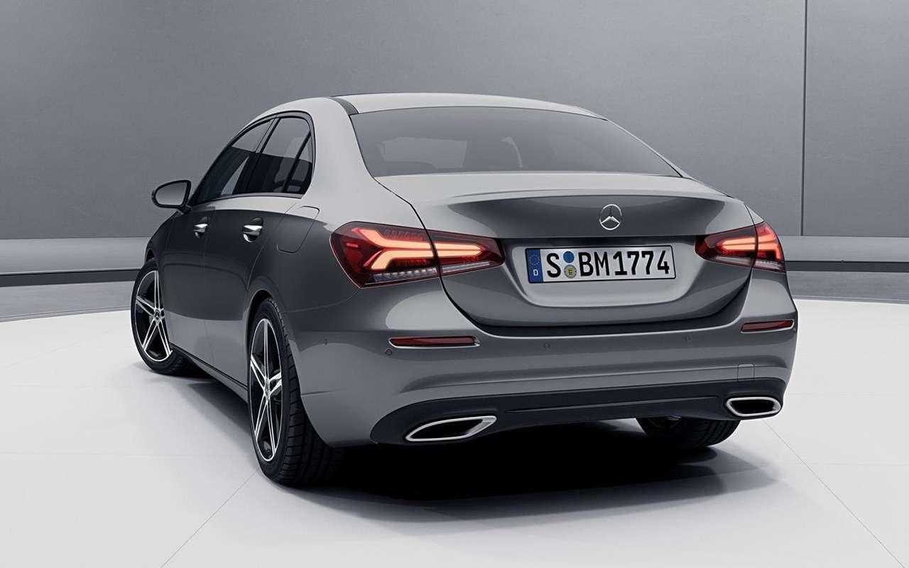Дамский угодник: женский взгляд нановый Mercedes-Benz А200— фото 994958