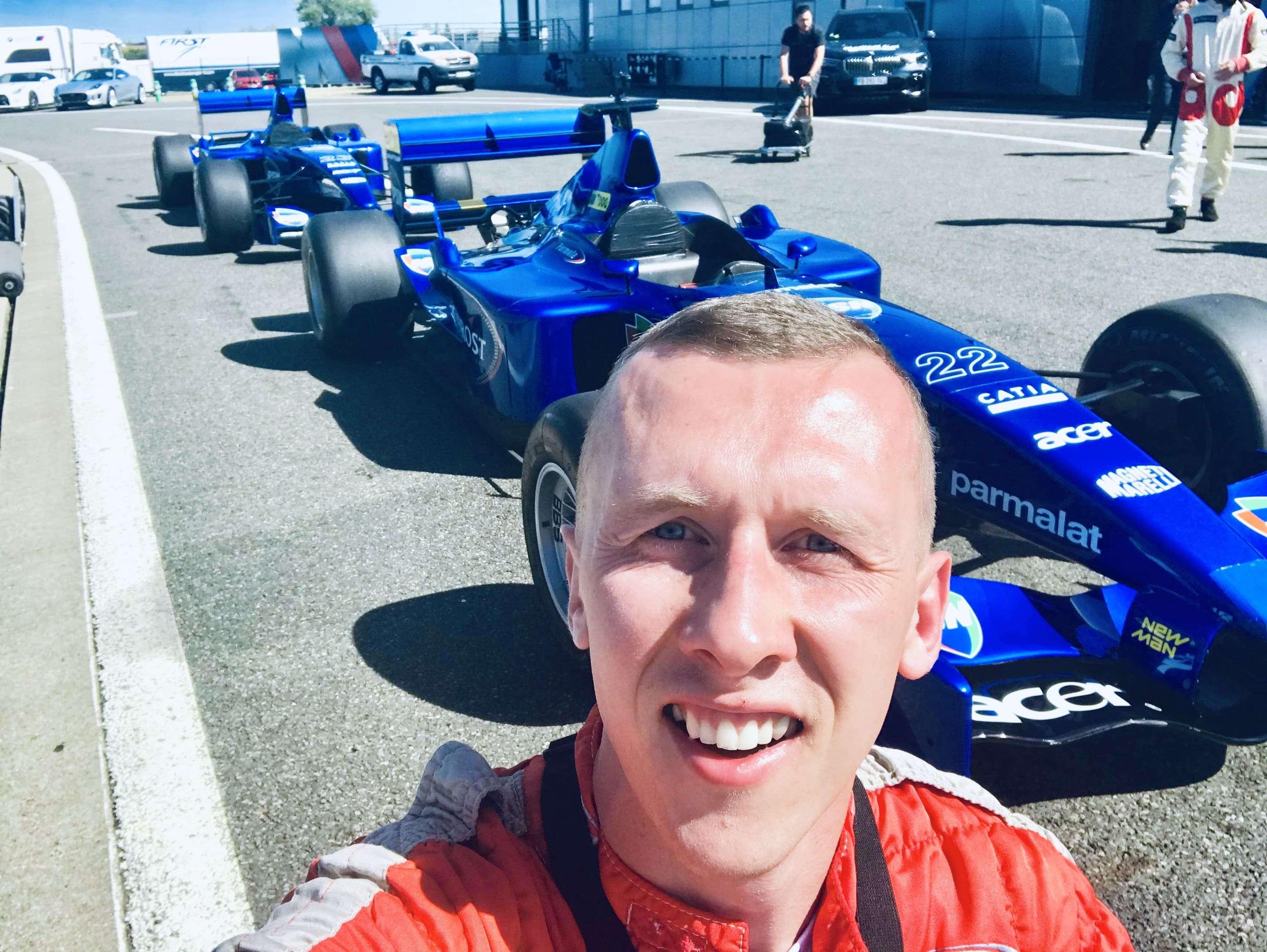 Прокатиться наболиде Формула 1.Как исполнить мечту!— фото 1066082