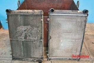 Радиаторы длямоторов ЗМЗ иУМЗ  отличаются расположением патрубков