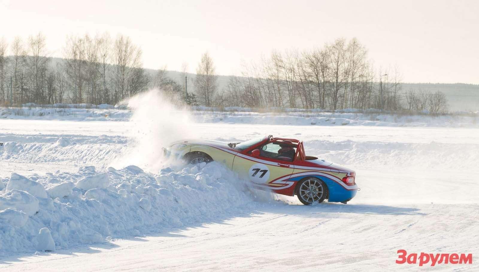 Mazda MX5Ice Race 2013     116