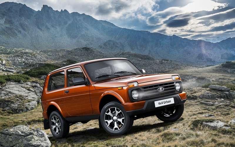 Сборку Lada 4x4 могут наладить вГермании. Или выпустить новую машину наееагрегатах