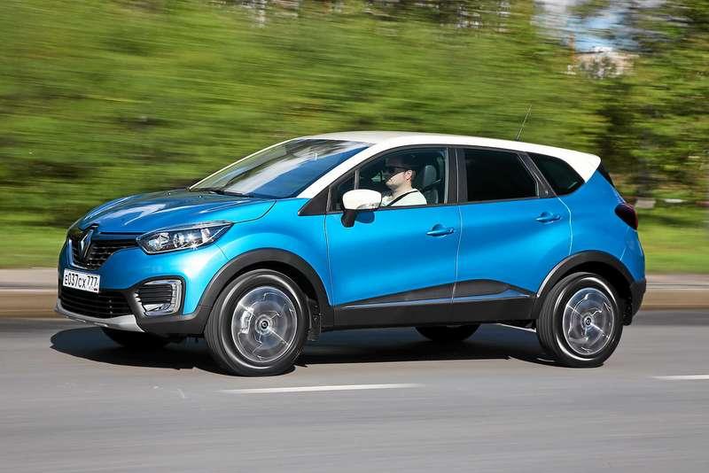Renault Kaptur CVT