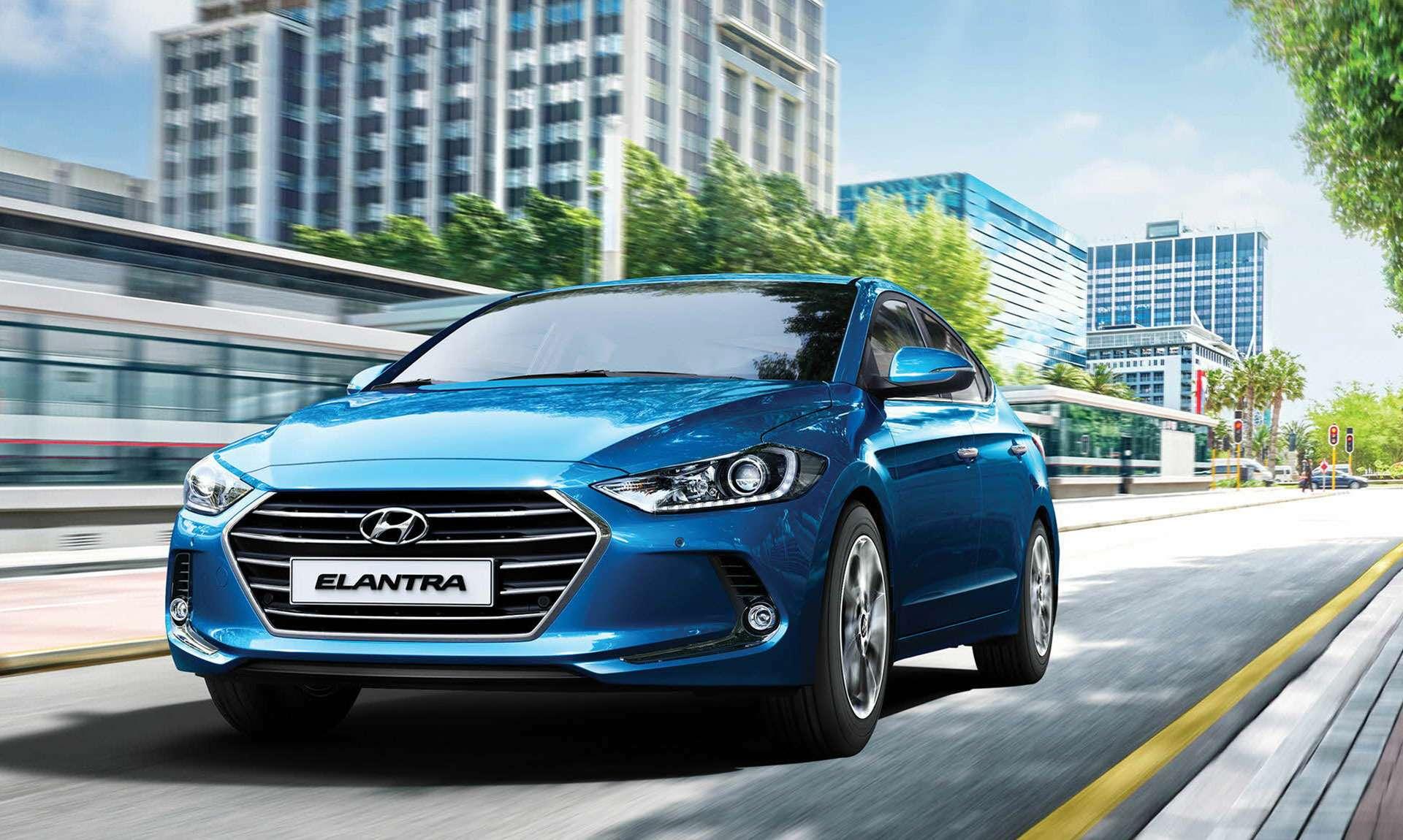 Hyundai назвала российские цены наобновленную Элантру— фото 956272
