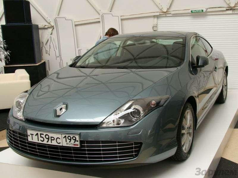 Renault Laguna Coupe— длятех, кто влюблен вавтомобили (ФОТО-БОНУС)— фото 6804