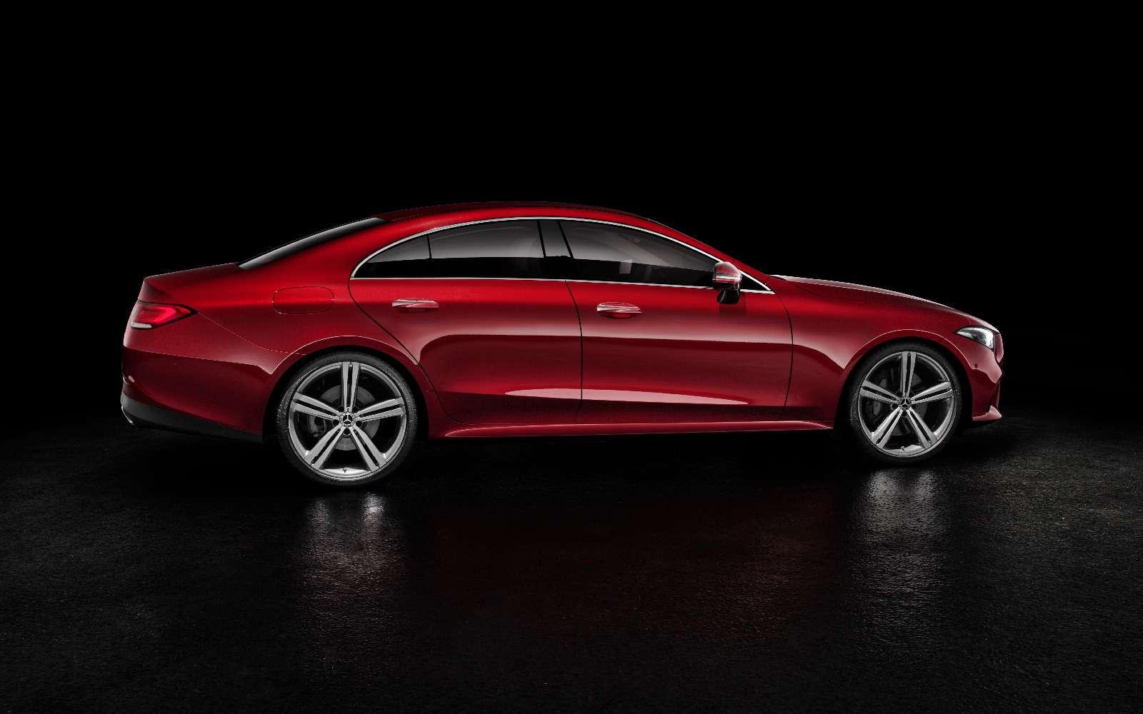 Новый Mercedes-Benz CLS: еще больше чувственности— фото 822024