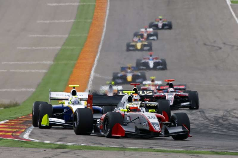 AUTO — WORLD SERIES RENAULT MOTORLAND 2012