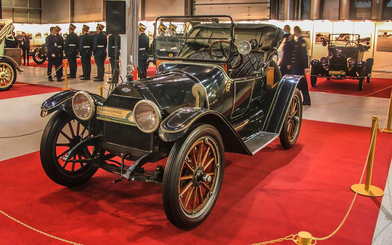 Chevrolet Series HRoyal Mail Roadster 1915г