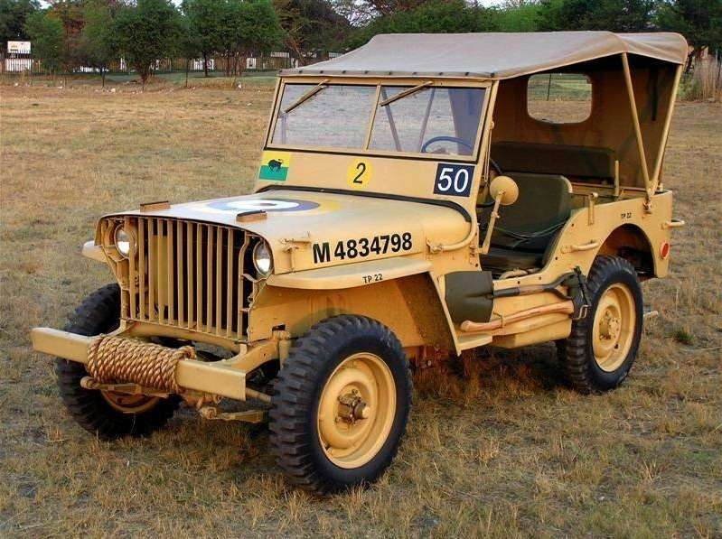 8 willys mb no copyright