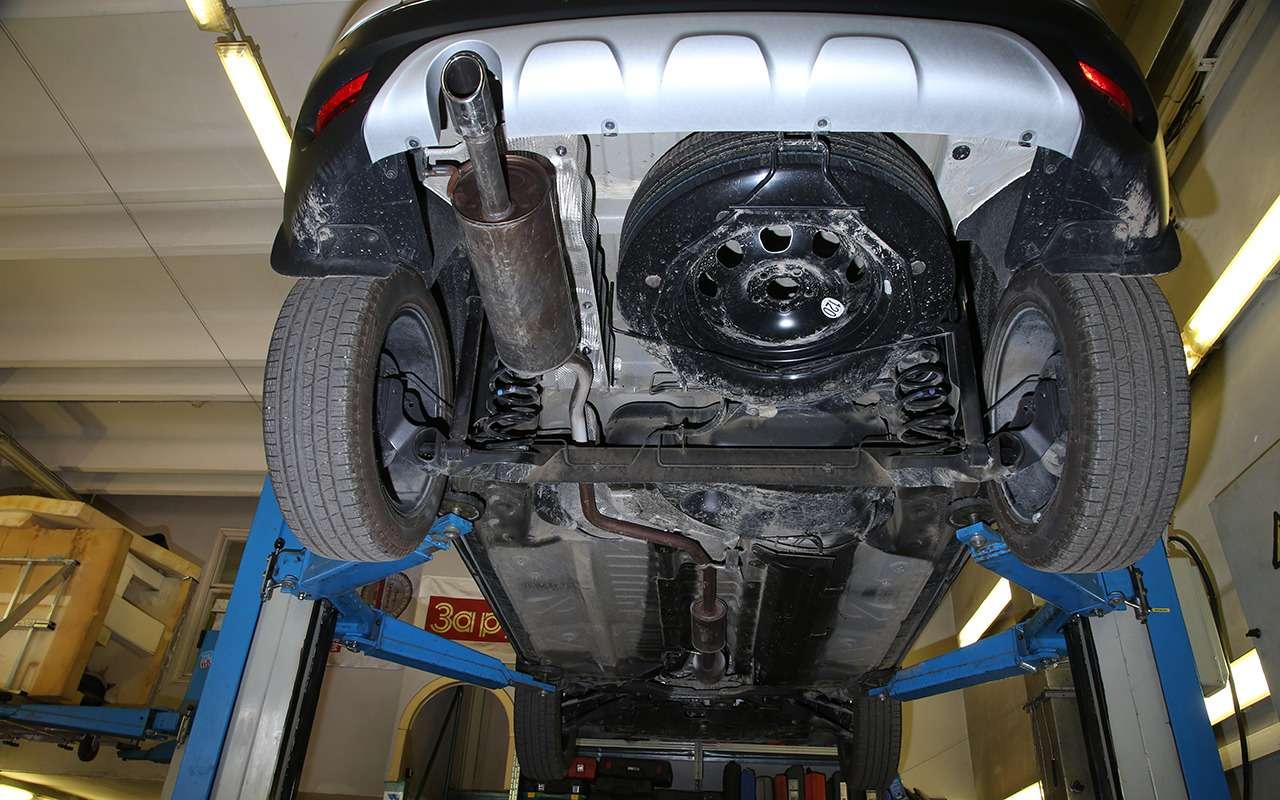 5 плюсов идве спорные особенности Renault Kaptur— фото 876336