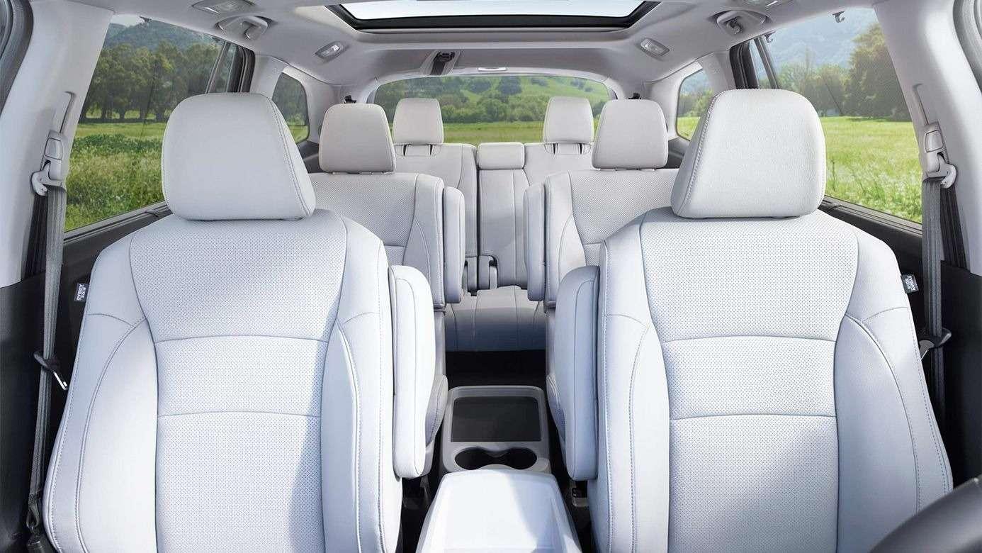 Honda привезет новое поколение Pilot вРоссию кзиме— фото 383111