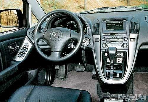Lexus RX300. ЗАЧЕМ ВЕРБЛЮДУ ГОРБ— фото 22965