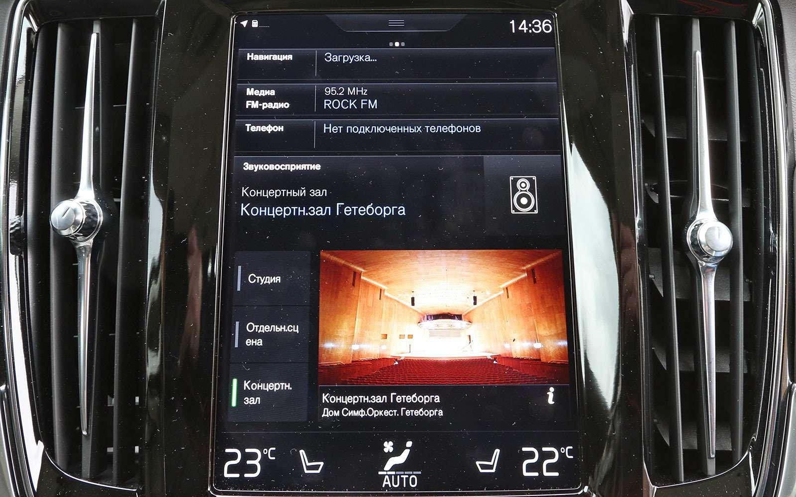 Тест-драйв Volvo V90 Cross Country— хорошо, нодорого— фото 764615