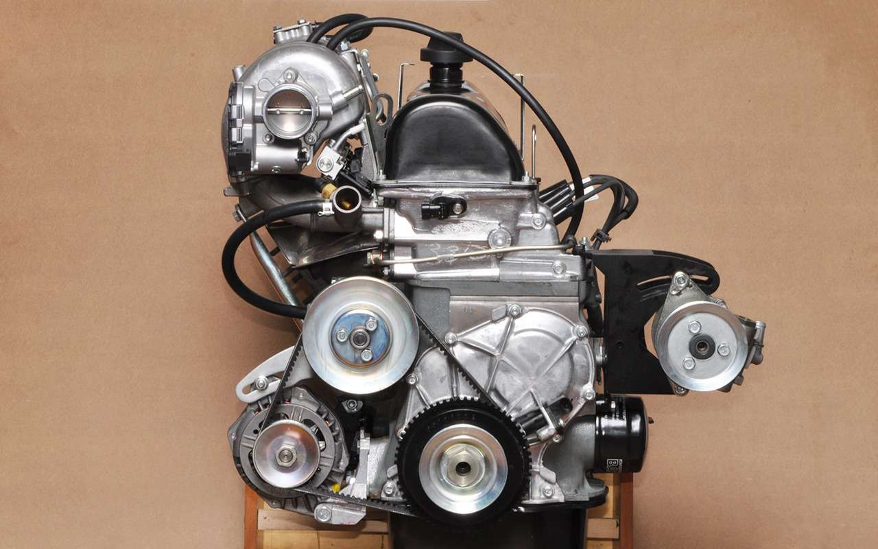 УАЗПатриот, Chevrolet Niva иЛада 4х4— кто круче?— фото 910363