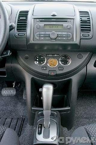 Тест-драйв Ford Fusion, Nissan Note. НОТКА ПРЕВОСХОДСТВА— фото 65016