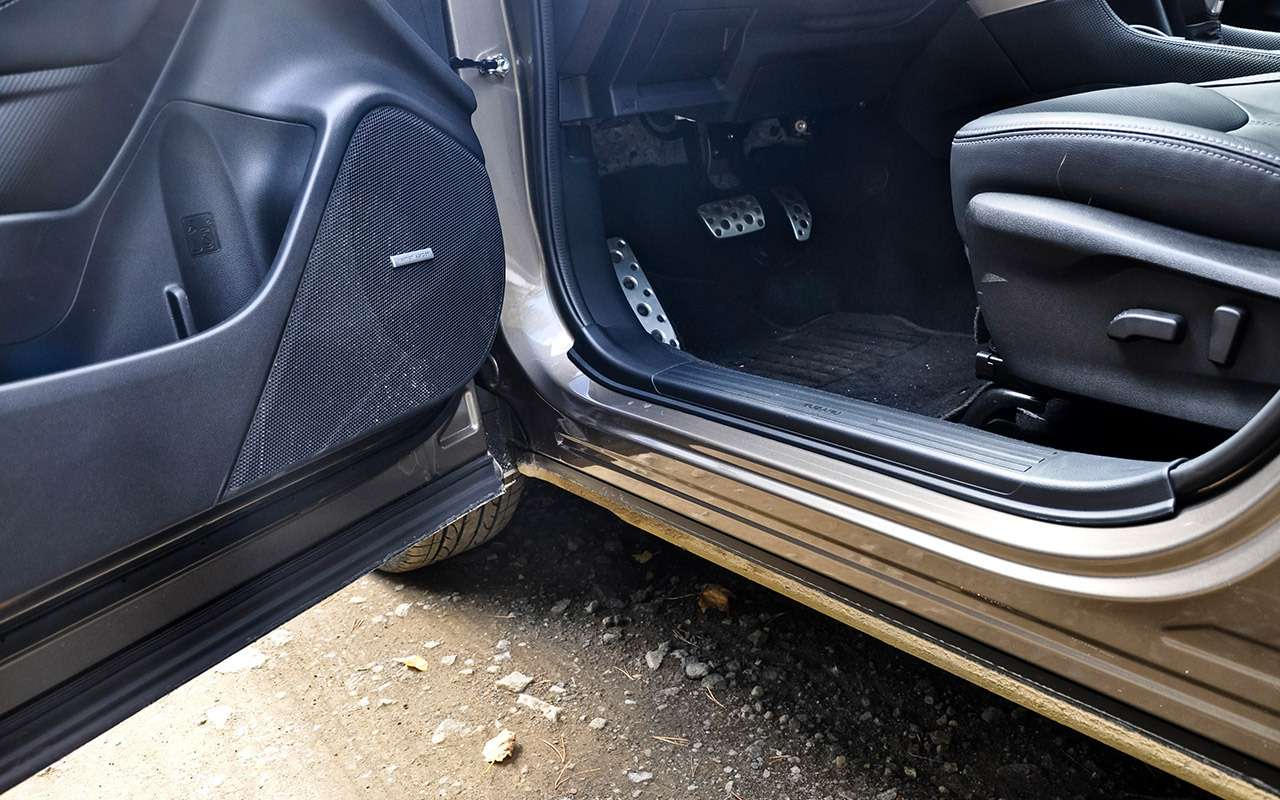 Новый Subaru Forester— тест-драйв без наддувательства— фото 930686