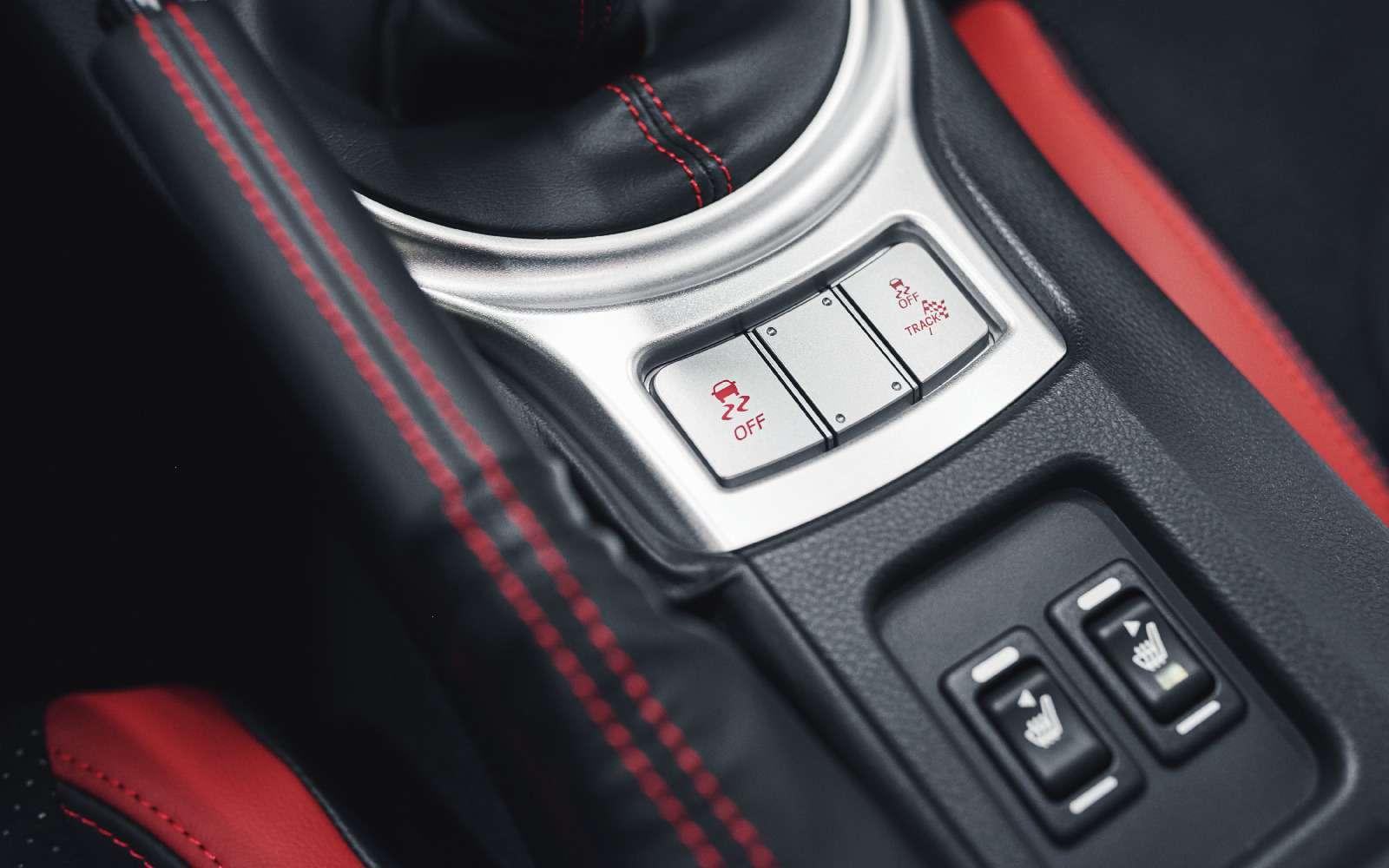 Toyota GT86 получила обновленное шасси итрековый режим— фото 692296
