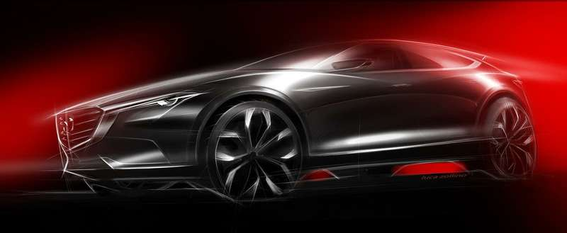 Концепт Mazda Koeru