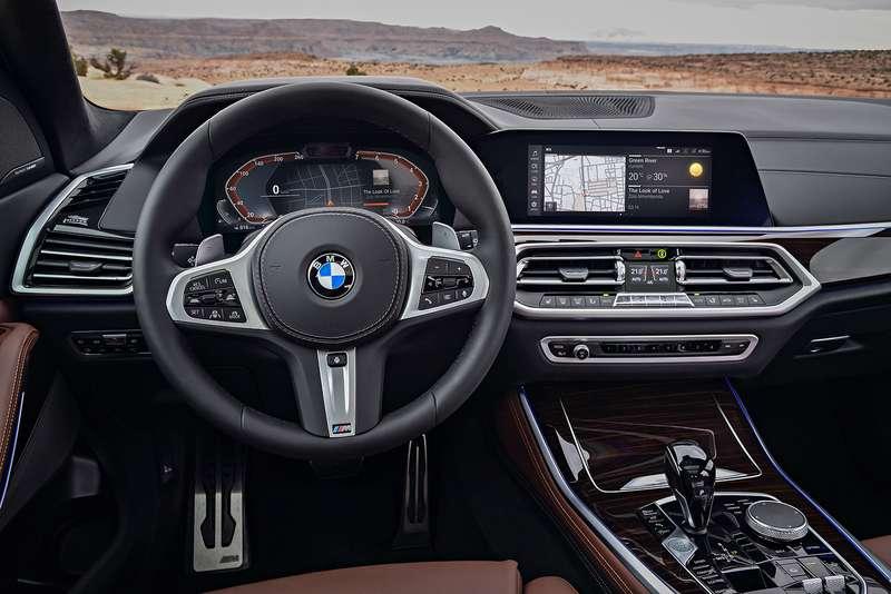 BMWрассказала оновом X5для России. Цены известны
