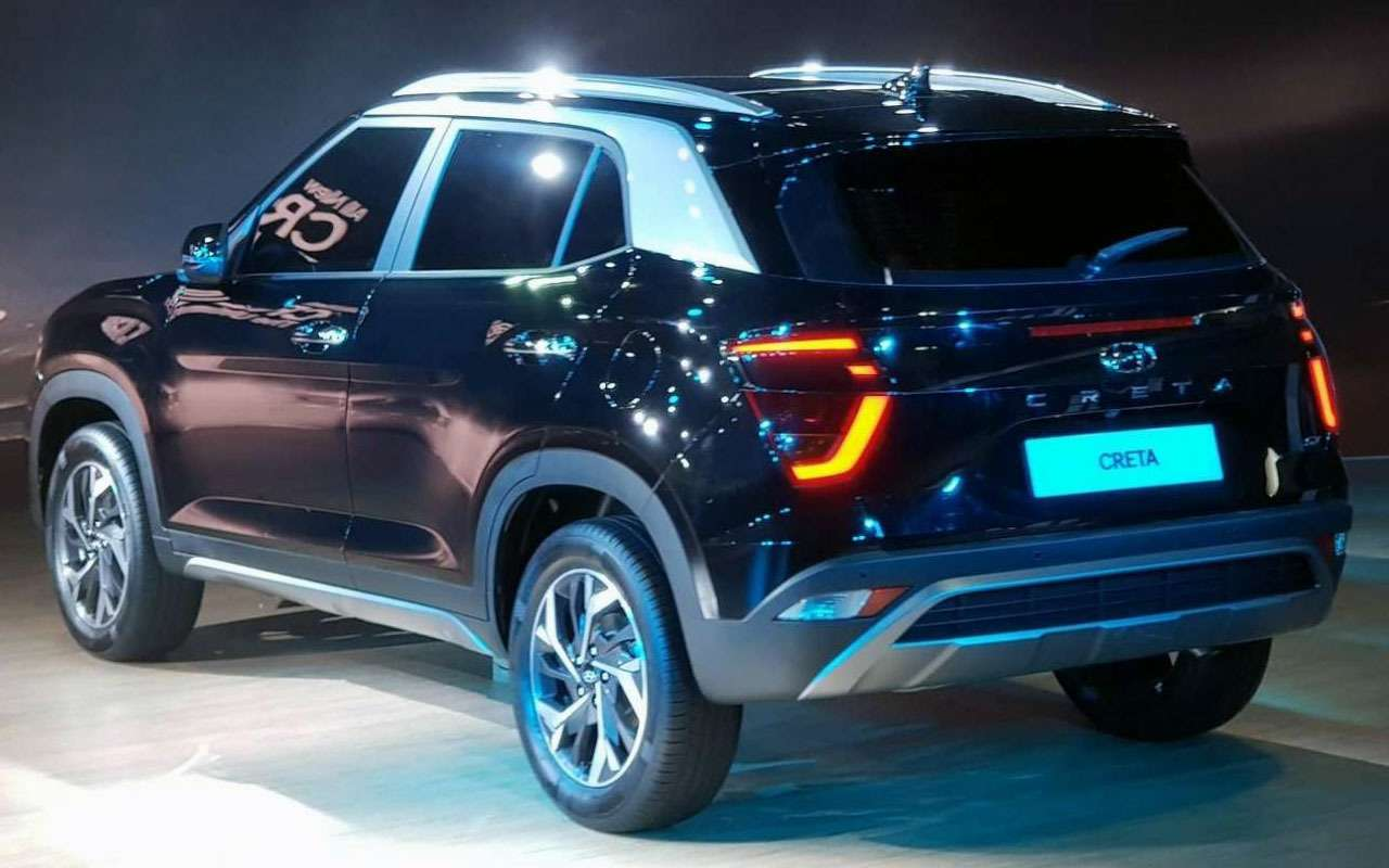 Мировая премьера новой Hyundai Creta— упрощенный вариант— фото 1081840