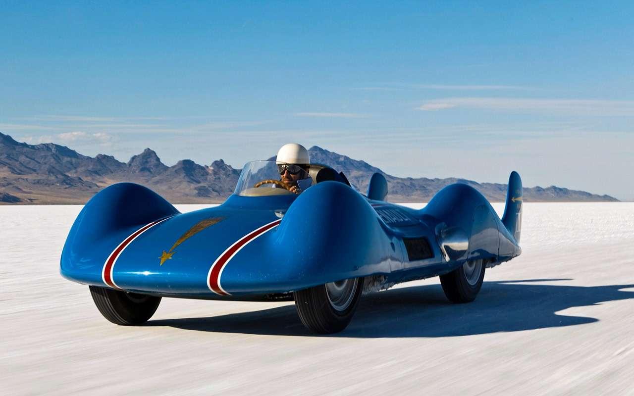Автомобили савиационными двигателями— советские ине только— фото 912936