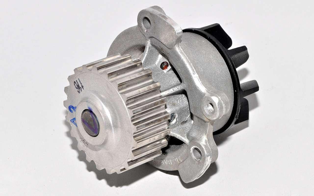 6главных проблем двигателя ВАЗ 1.6