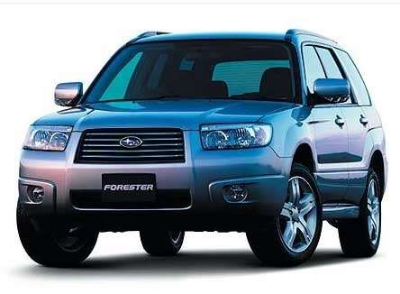 Subaru обновляет Forester— фото 103054