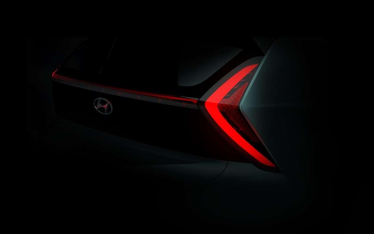 Опубликованы фото нового кроссовера Hyundai Bayon— фото 1217580