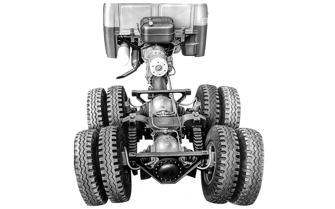 Самые доступные иномарки вСССР— грузовики, конечно!— фото 1209190