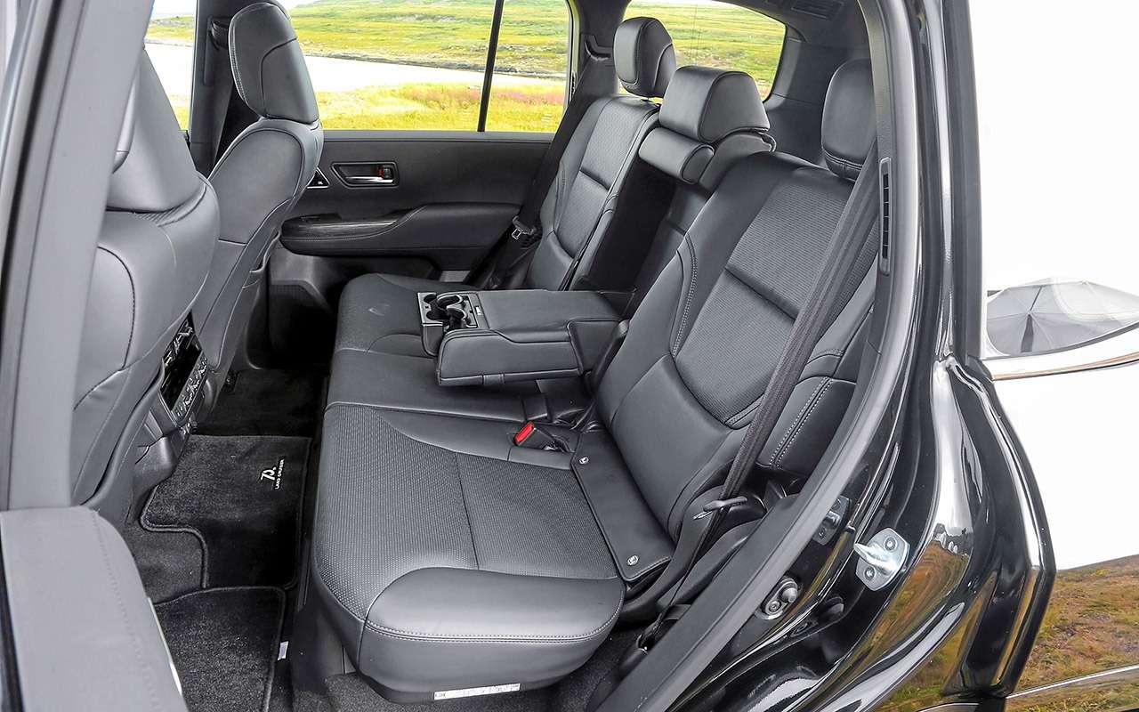 Новый Land Cruiser — проверили его бездорожьем— фото 1275616