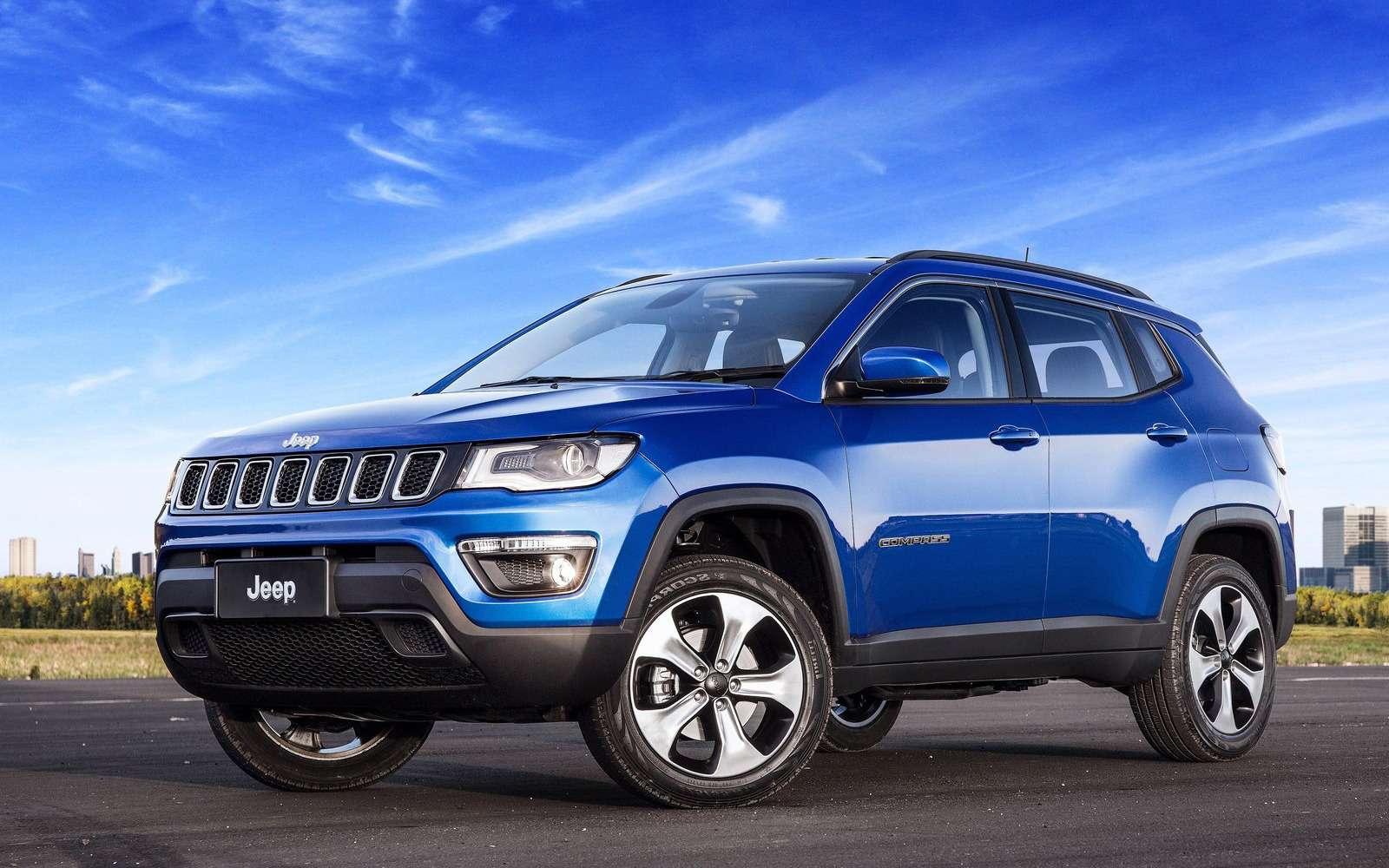 Jeep привезет новый Compass вРоссию. Известны двигатели— фото 803931