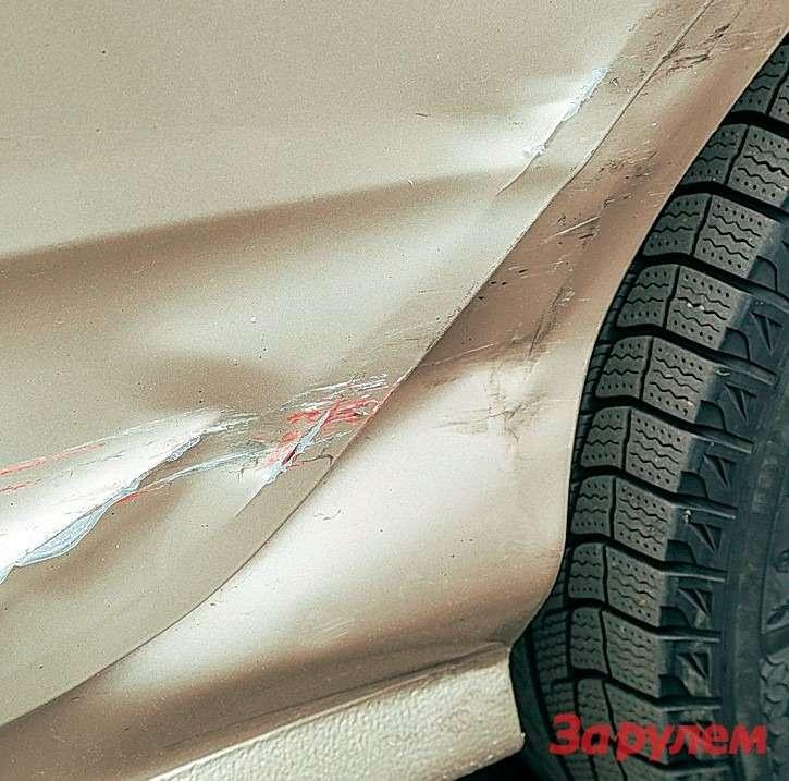 Железная логика: оцениваем ремонт кузова— фото 258154