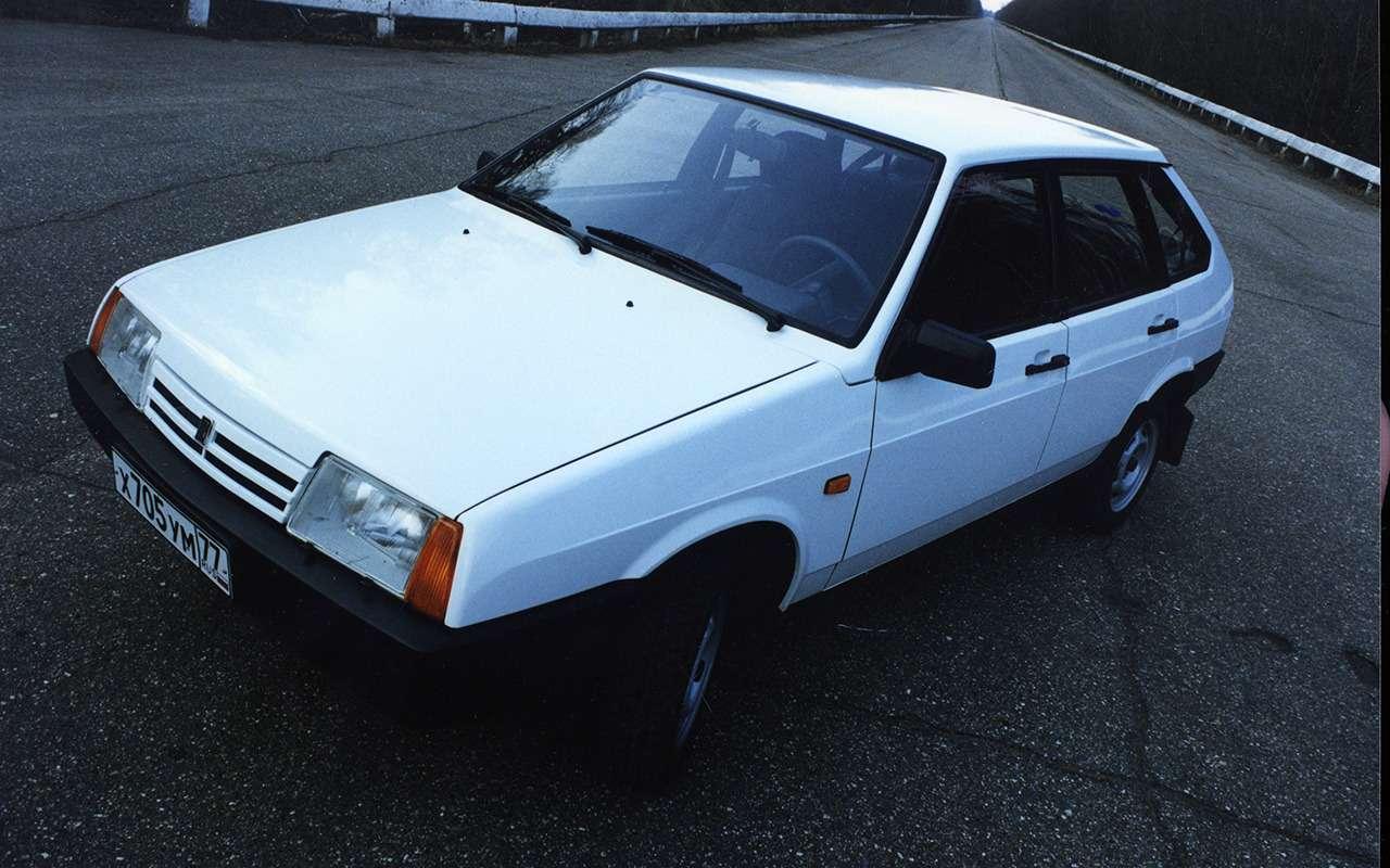 Самые крутые отечественные автомобили 1990-х— фото 919407