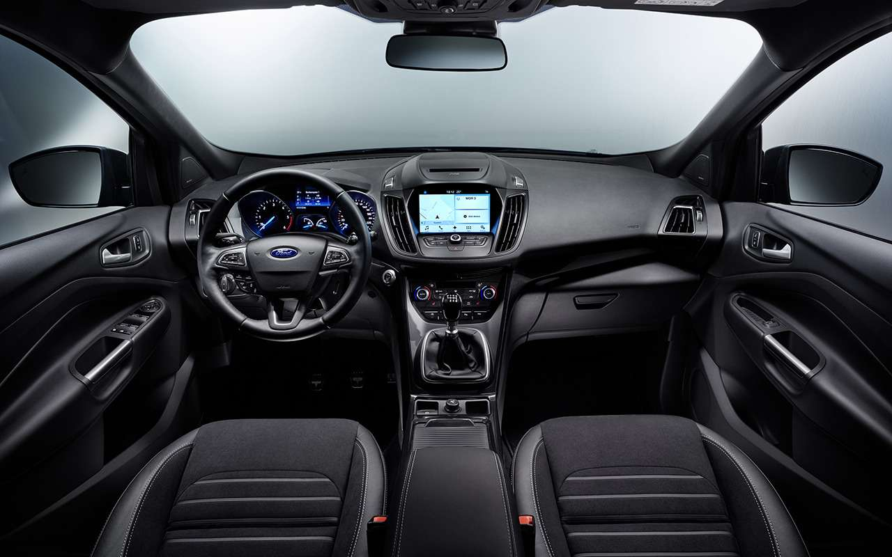 Семья будет довольна: честный отзыв владельца Ford Kuga— фото 980443