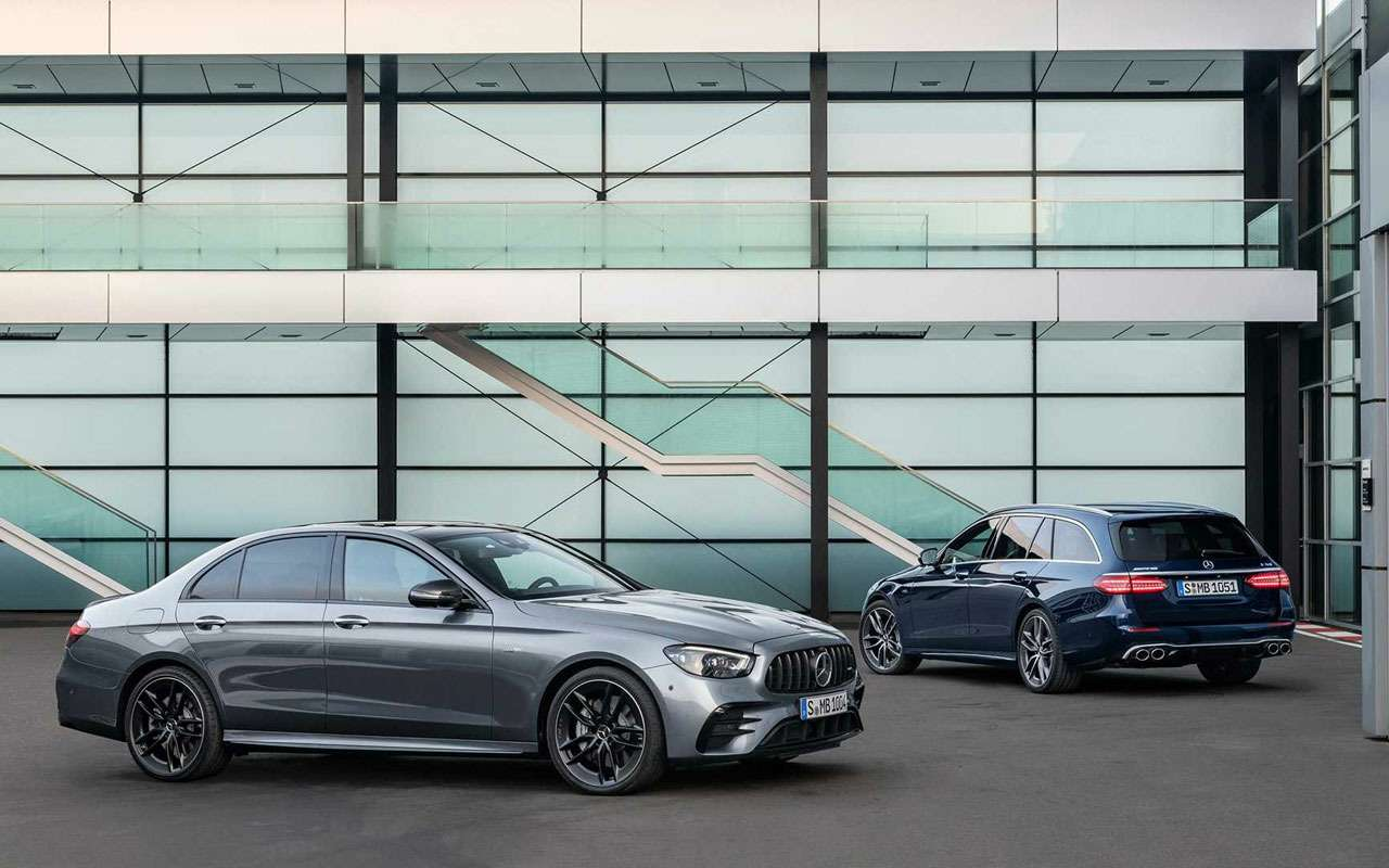 Mercedes-Benz представил обновленный E-класс— фото 1089290