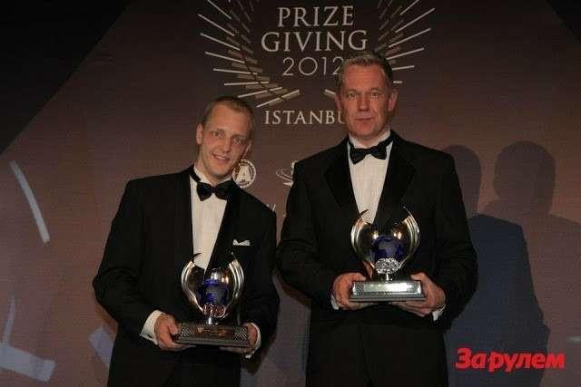 Микко Хирвонен иЯрмо Лехтинен, FIA WORLD RALLY CHAMPIONSHIP