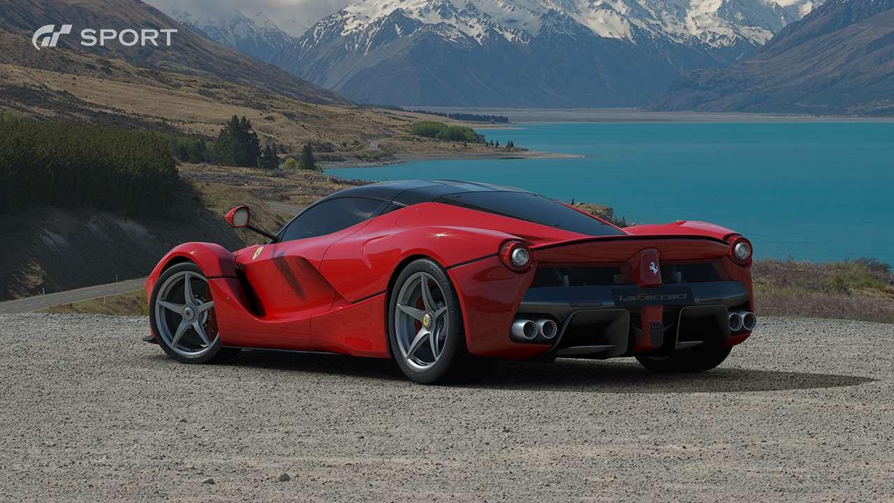 Игра Gran Turismo Sport: революция просит подождать— фото 675052