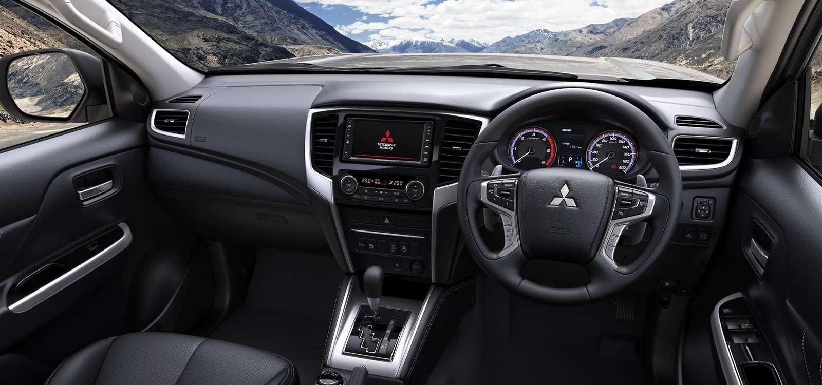 Новый или обновленный? Пикап Mitsubishi L200в деталях— фото 921991