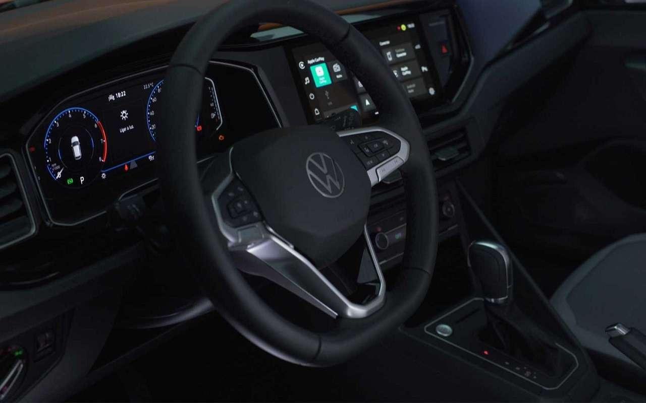 Volkswagen Nivus представлен официально. Ждать лиего вРоссии?— фото 1136745