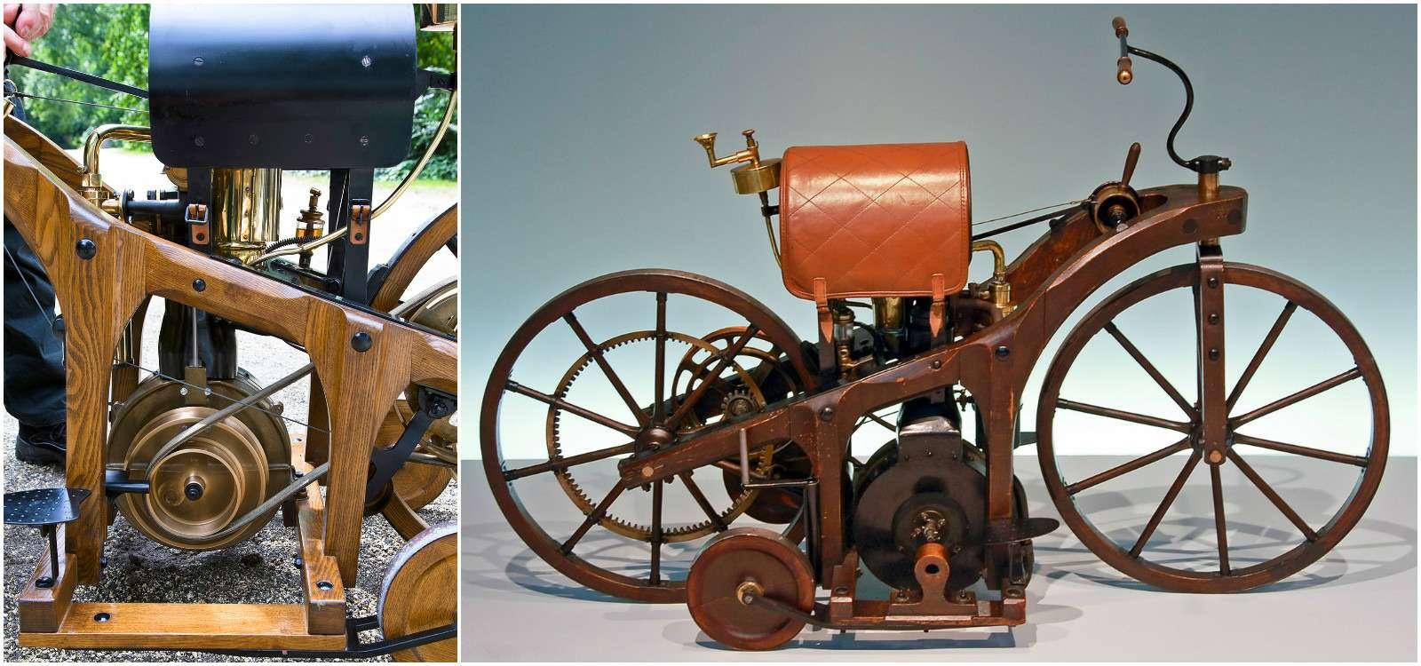 Вспоминаем первые автомобили: прелюдия длятелеги смотором— фото 694133