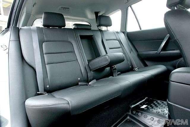Mazda 64AWD. Впоисках зимы— фото 61798