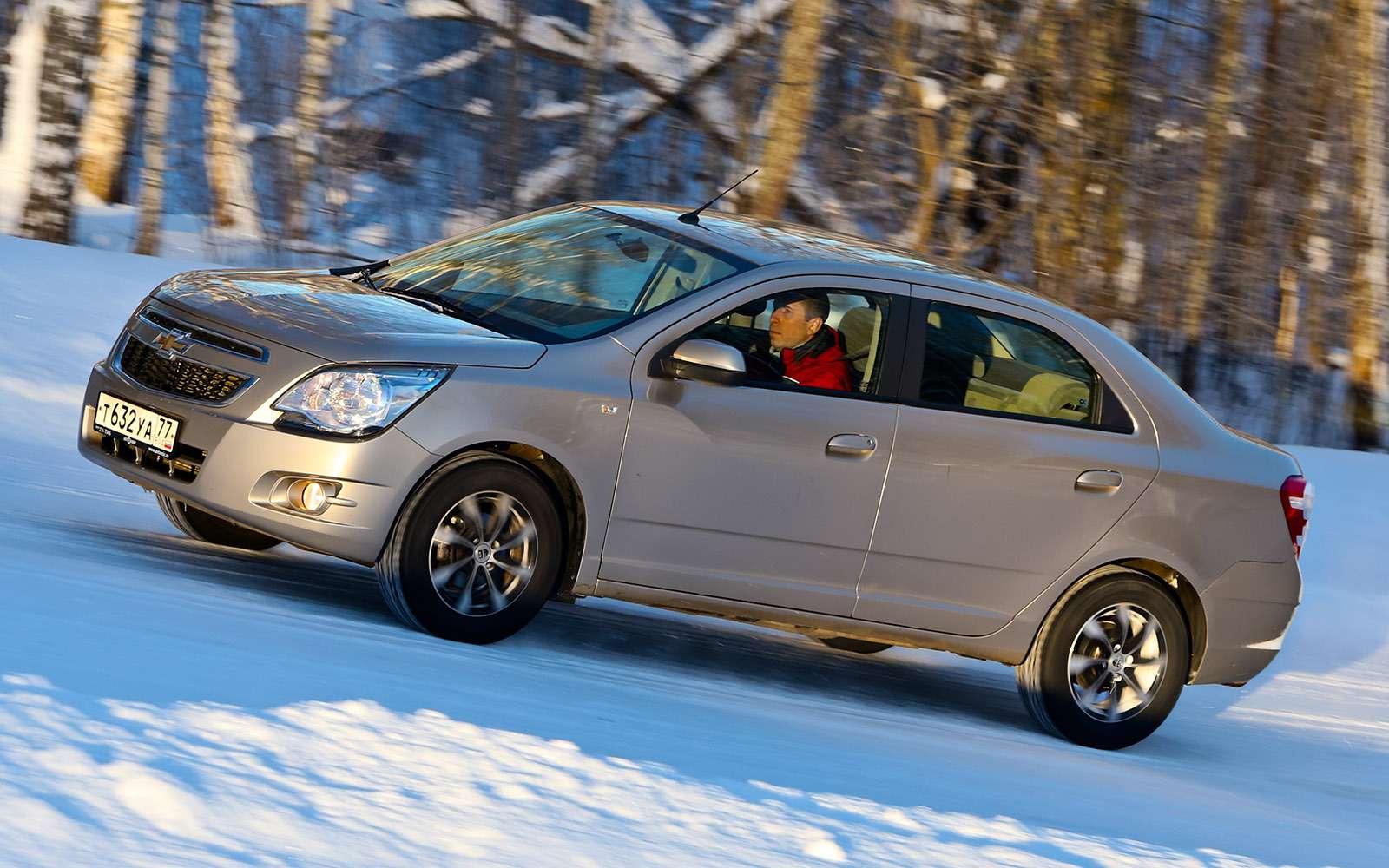 Chevrolet Cobalt после 68тыс. км: дневник домового— фото 670421