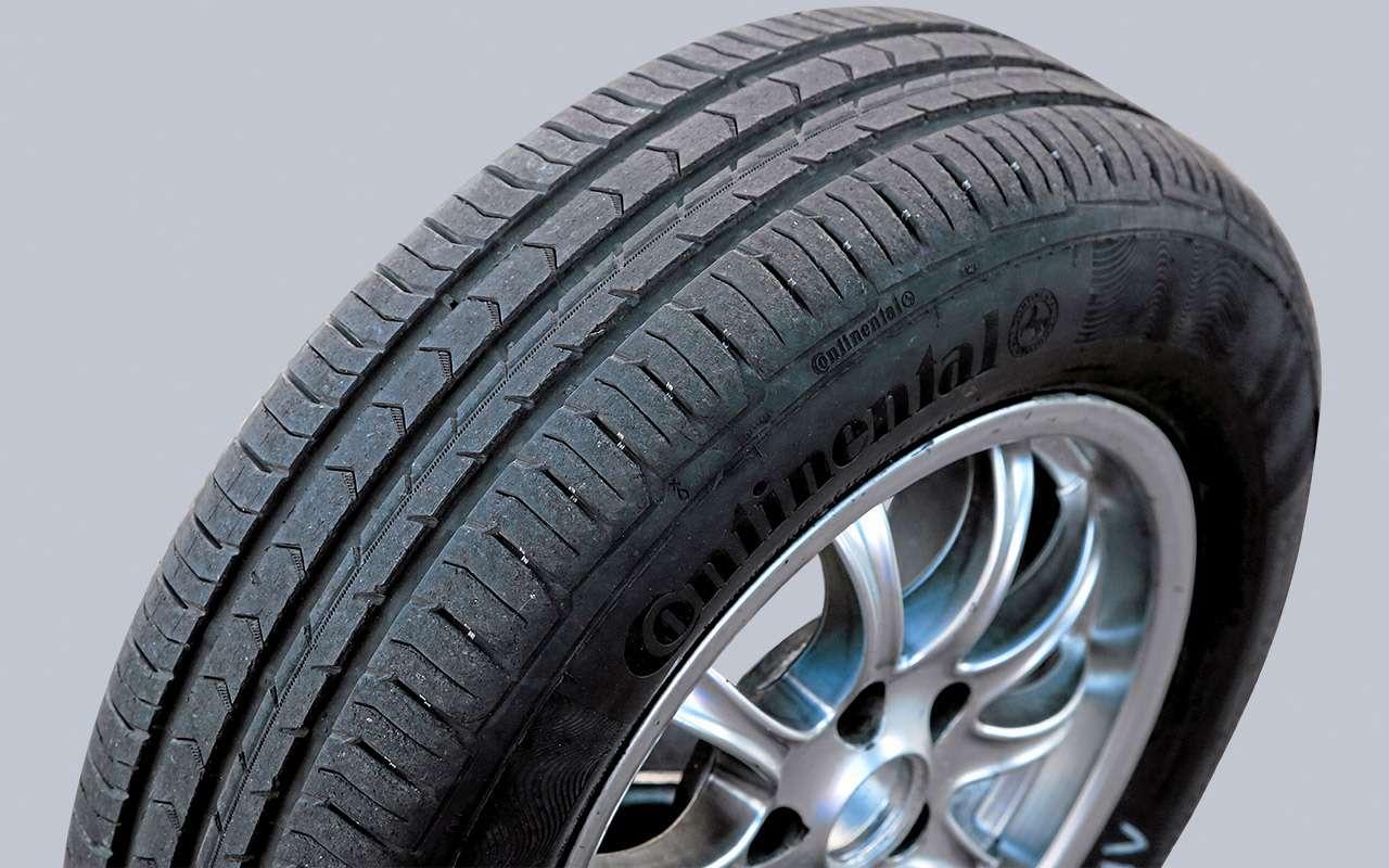 Летние шины 195/65R15— большой тест— фото 858100