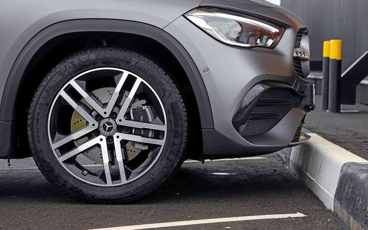 Audi, Mercedes, Range Rover иVolvo: большой тест— фото 1215194