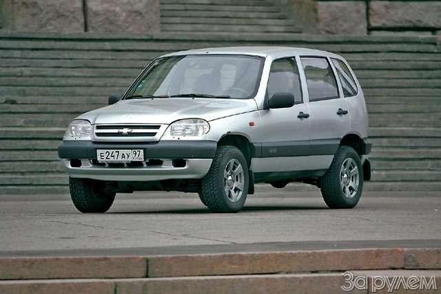 Опыт эксплуатации редакционных Ford Focus, Kia Rio, Шевроле-Нива, Hyundai Accent, Renault Symbol. Второгодники.— фото 59858
