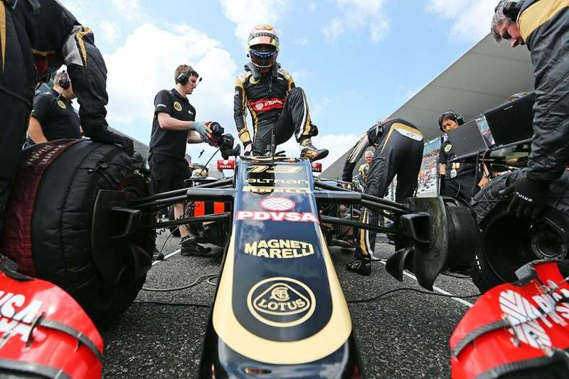 Renault покупает команду Lotus