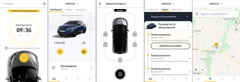 Честный тест-драйв Renault Arkana (вроли владельца)