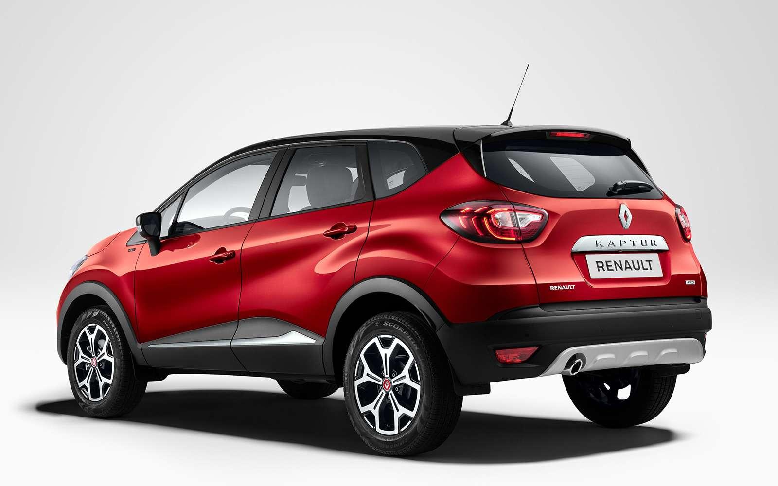 5 причин полюбить Renault Kaptur Play изабыть про другие кроссоверы— фото 918982